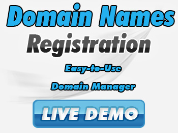Low-priced domain name services
